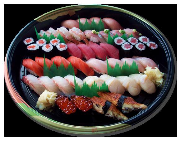 I Love Sushi Sushi To-Go Platter
